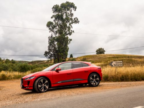 Forget about that Tesla-the Jaguar I-Pace is the most compelling EV yet