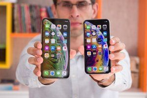 2020 iPhones: OLED displays, different sizes, 5G support on two models
