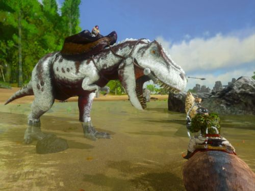 Ark: Survival Evolved launches free-to-play version for iOS and Android