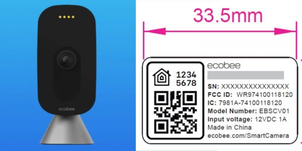 FCC listing reveals HomeKit support should arrive with Ecobee smart camera