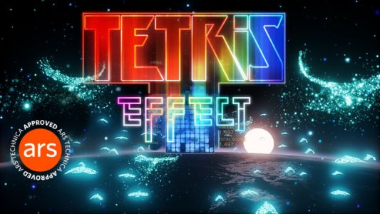 Tetris Effect uses VR to drop puzzle pieces directly into your brain