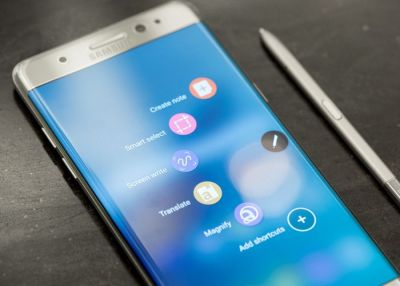 Samsung Will Recycle Its Galaxy Note 7 Smartphone This Month