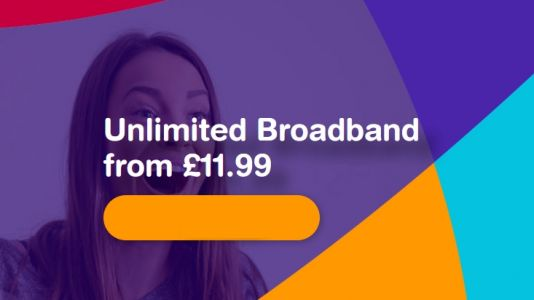 You have until Wednesday to get this super cheap £11.99 a month broadband deal