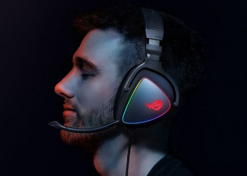 ASUS Republic of Gamers ROG Delta And ROG Delta Core Gaming Headsets