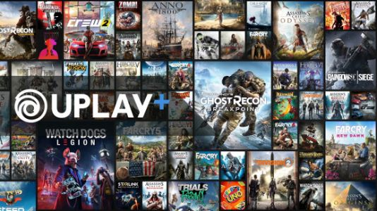 Ubisoft reveals over 100 games for its Uplay+ subscription gaming service for September