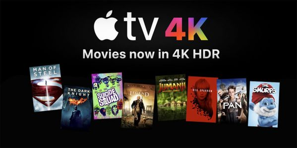 This week's best iTunes movie deals: 4K sale $5, bundles from $25, $1 rental, more