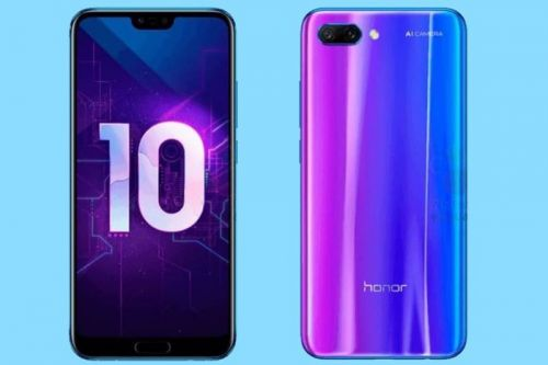 New Honor 10 Sold Out In Europe On Launch Day