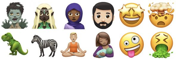 Apple Highlights New Batch of Emoji Coming to iOS, macOS, and watchOS Later This Year