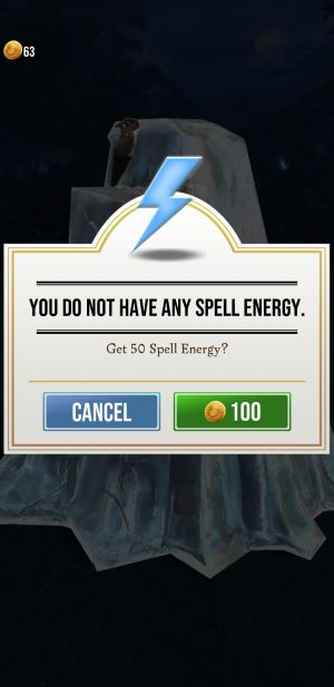 'Harry Potter: Wizards Unite' Guide - How to Get Free Spell Energy