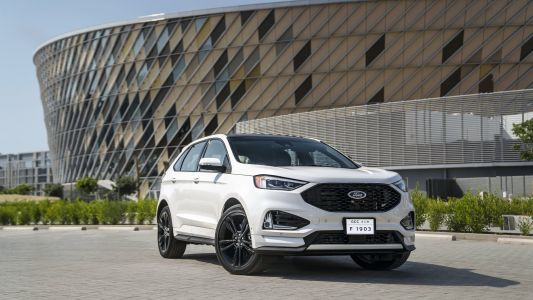 The Ford Edge now comes with a free Co-Pilot