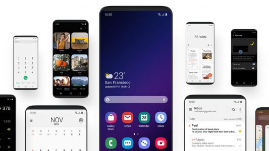 Samsung's older flagships to get its sleek new One UI Android skin