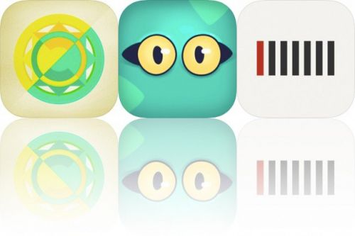 Today's Apps Gone Free: Taijitu, Bouncy Catapult and DayGram