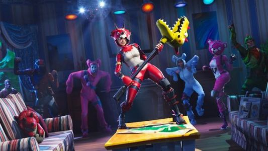 Gifting In Fortnite Could Be Coming Soon