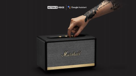 Google Assistant comes to Marshall's Stanmore II and Acton II speakers