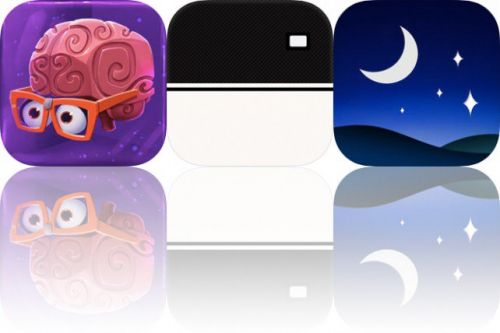 Today's Apps Gone Free: Alien Jelly, Polca BW and Star Rover