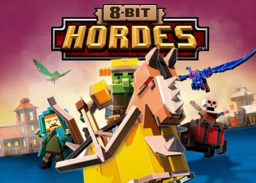 8-Bit Hordes gameplay, launches Feb 1st 2019 on Xbox and PS4