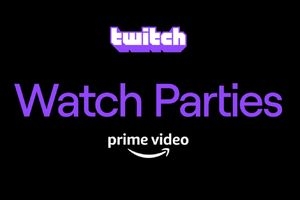 Twitch Watch Parties lets streamers and their audiences watch Amazon Prime movies together