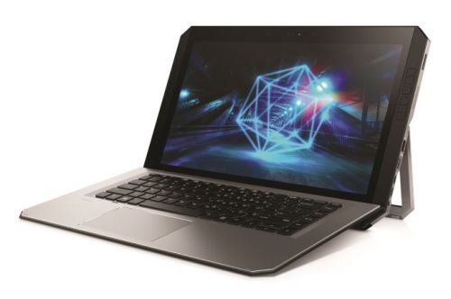 HP Announces ZBook x2: HP's First Detachable Workstation
