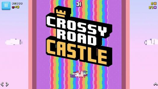 'Crossy Road' spinoff now available exclusively through Apple Arcade