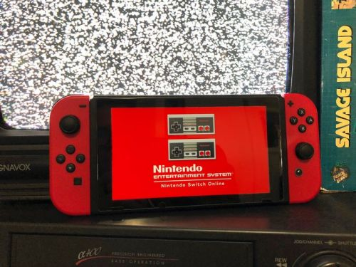 How to add a CRT filter to Nintendo Switch Online NES games