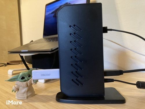 Plugable's UD-6950Z Dock may be built for Windows but it saved my Mac