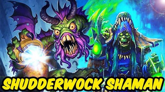 How to Build Shudderwock Shaman in Hearthstone