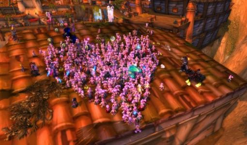 Running of the Gnomes gets ready to help breast cancer patients with World of Warcraft shenanigans