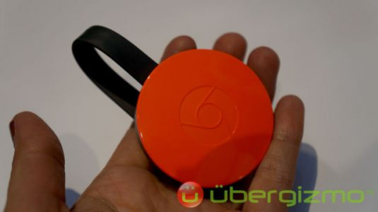Next-Gen Google Chromecast Will Get Bluetooth, Improved WiFi