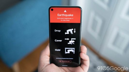 Android's earthquake warning system proved effective in the Philippines yesterday