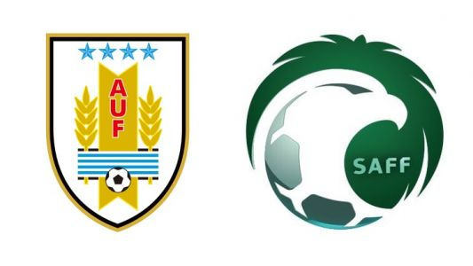 Uruguay vs Saudi Arabia live stream: how to watch today's World Cup match online