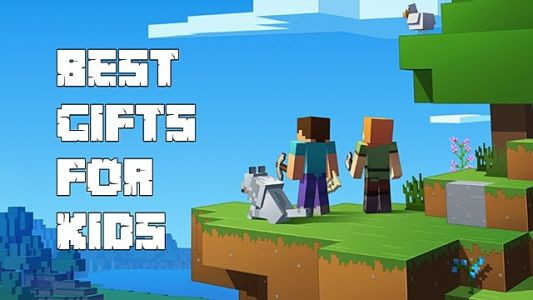 Best Minecraft Merchandise and Gifts For Kids