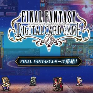 Final Fantasy Digital Card Game announced for smartphones, beta debuts in January