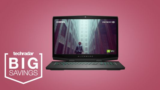 Dell is hitting Green Monday hard with this Alienware m15 deal