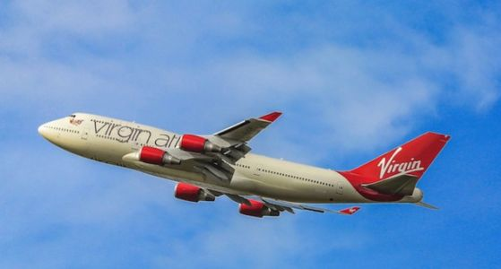 Virgin To Use Sustainable Jet Fuel On Commercial Flight Next Month