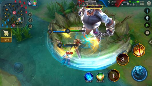 U.S. Switch owners power Arena of Valor past 1 million downloads