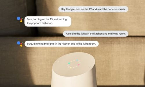 Google Makes It Easier To Talk To Google Assistant