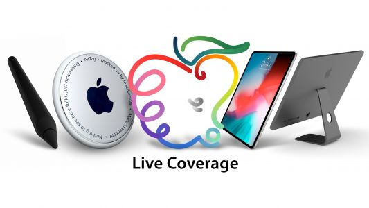 Apple Event Live Coverage: New iPads, AirTags, and More Expected