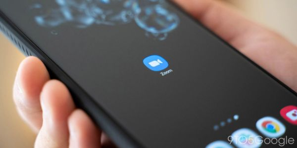 Zoom for Android adds dark mode support, new reactions, improved chat support