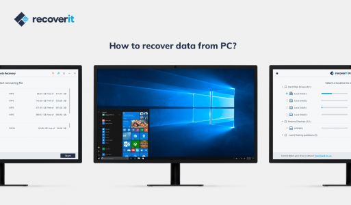 How to Recover Deleted Files in Windows with Recoverit