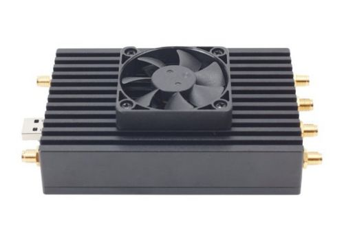 Lime AC Case active-cooling aluminum enclosure for LimeSDR boards