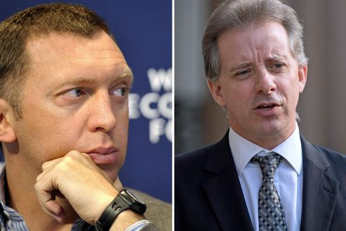 Was Christopher Steele Paid by Russian Oligarch and Putin Ally Oleg Deripaska?