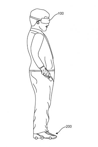 Forget VR treadmills-Google patents motorized, omnidirectional VR sneakers