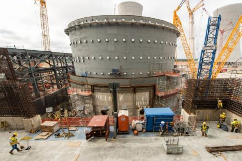 The last nuclear reactors under construction in the US are facing opposition