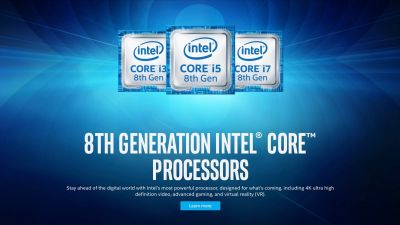 Intel launches 8th-gen i5/i7 processors, could bring big performance gains to MacBooks