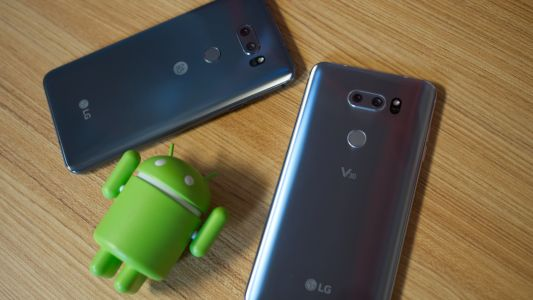 LG V40 ThinQ apparently exists and is coming later this year