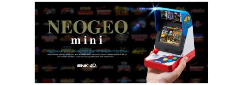 Neo Geo Mini Already Sold Out In Japan