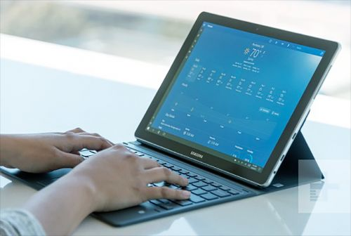 Samsung Unveils Galaxy Book2: 12-Inch, Snapdragon 850 with X20 LTE, 20 Hrs