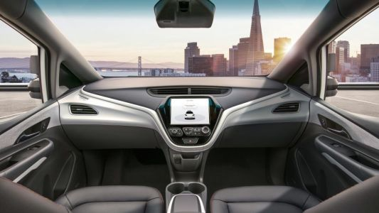 General Motors has a car without a steering wheel on the way