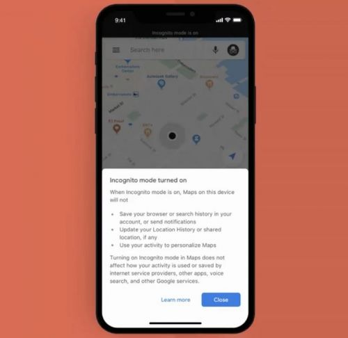 Google Brings Incognito Mode to Google Maps App for iOS