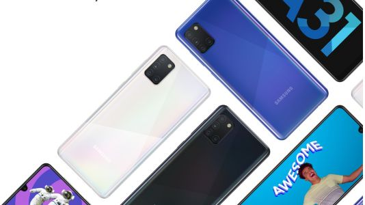 MediaTek-powered Samsung Galaxy A31 launched in India